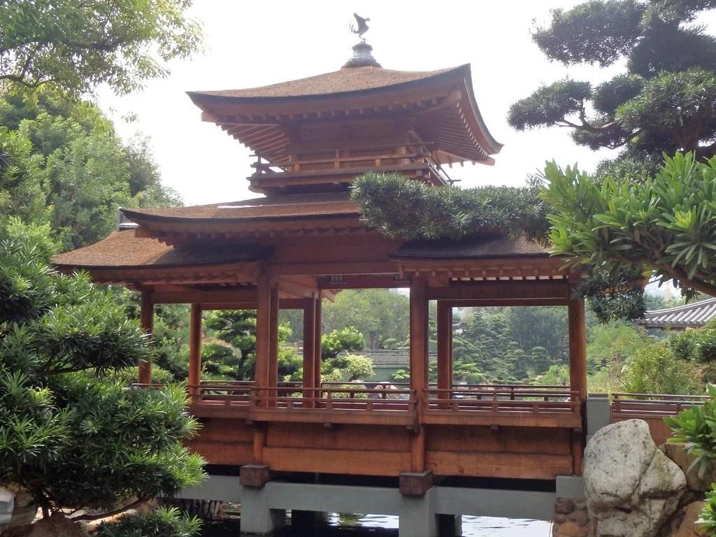 12 - Hong Kong - Nan Lian Garden - Pavilion Bridge