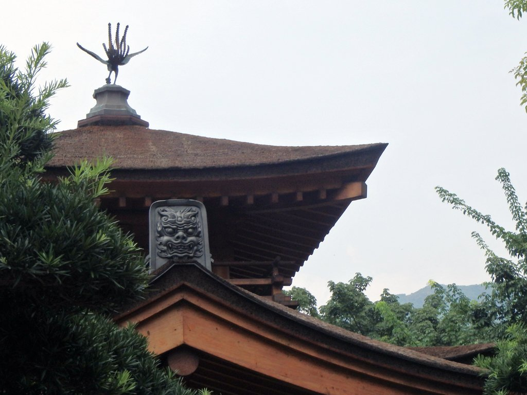 13 - Hong Kong - Nan Lian Garden - Pavilion Bridge detail