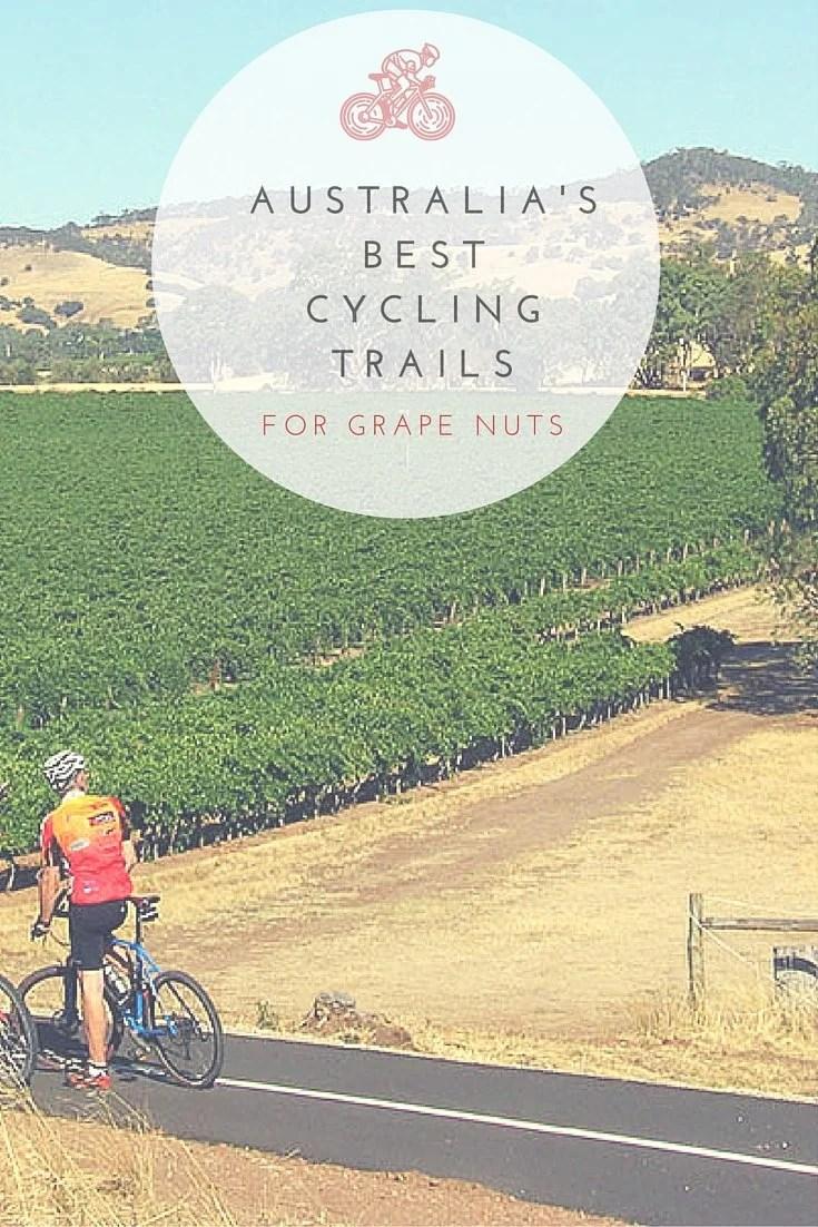 Australia's Best Cycling Trails