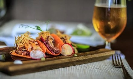 The Perfect Octopus Taco in 3 Easy Steps