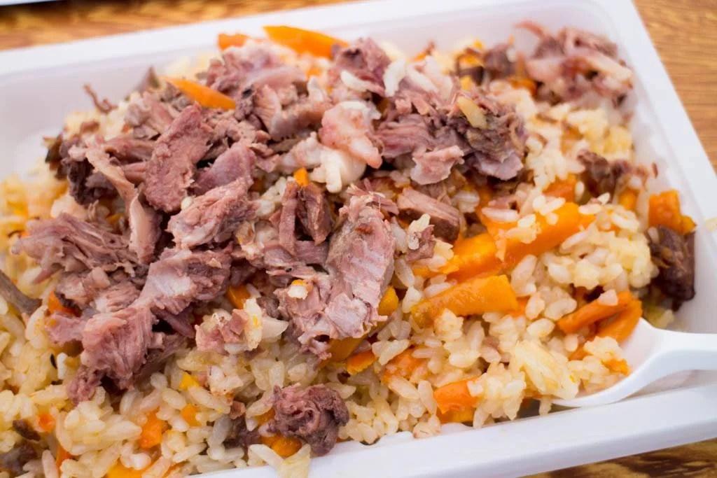 Kyrgyzstan Cuisine
