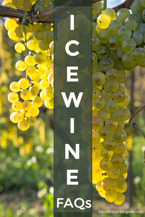 Icewine: 6 Things You Need to Know About Canada's National Treasure #Canada #Wine #Niagara #Icewine
