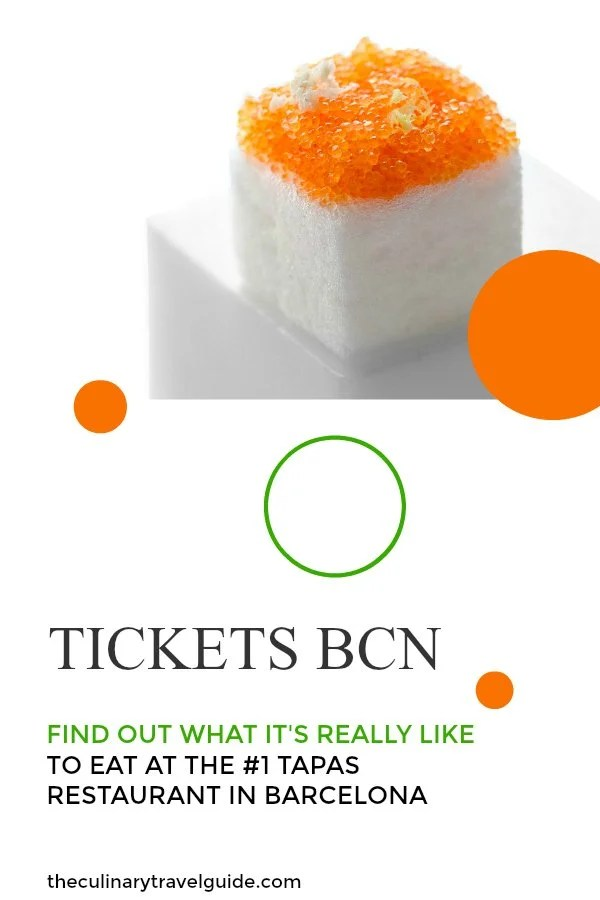 Find Out What It's Really Like to Eat at Tickets Barceloona
