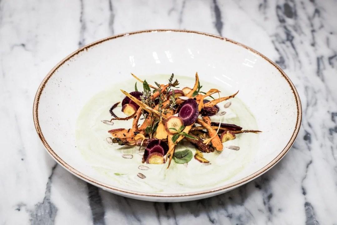 Australia Food Experiences - Plant-based Dining at Ovolo Woolloomooloo