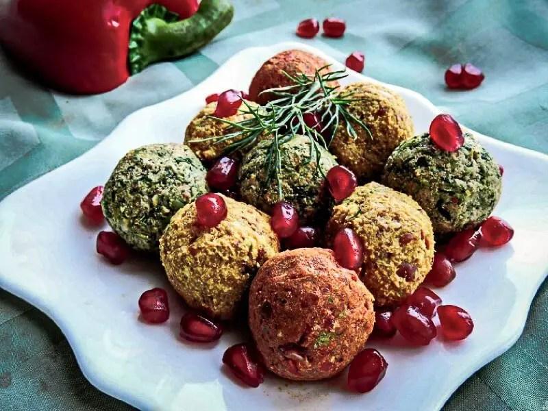 Popular South Caucasus Cuisine - Phkali