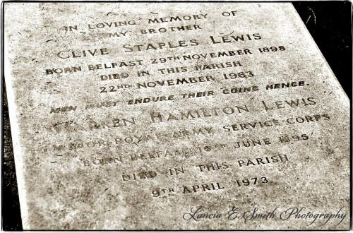 Lewis grave-stone