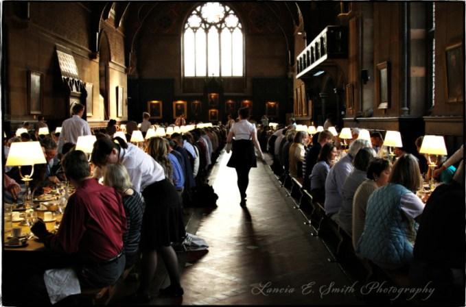 Oxbridge 2011-Breakfast-at-Keble- Image Copyright Lancia E. Smith and the C.S. Lewis Foundation