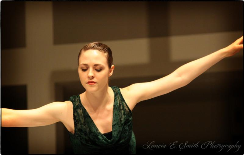 Ad Deum Emily Runeyon in  How Great Thou Art  - image copyright Lancia E. Smith - www.lanciaesmith.com