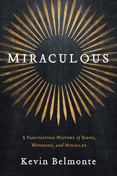 Cover of Miraculous by Kevin Belmonte - Purchase through Amazon