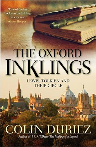 The Oxford Inklings - cover