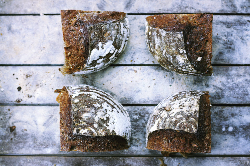 Broken Bread - Toa Heftiba