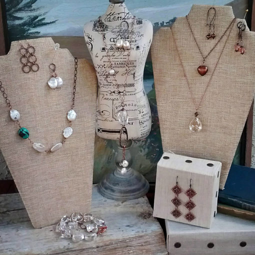 Interview with Mary Miller of Magpie Madness Jewelry
