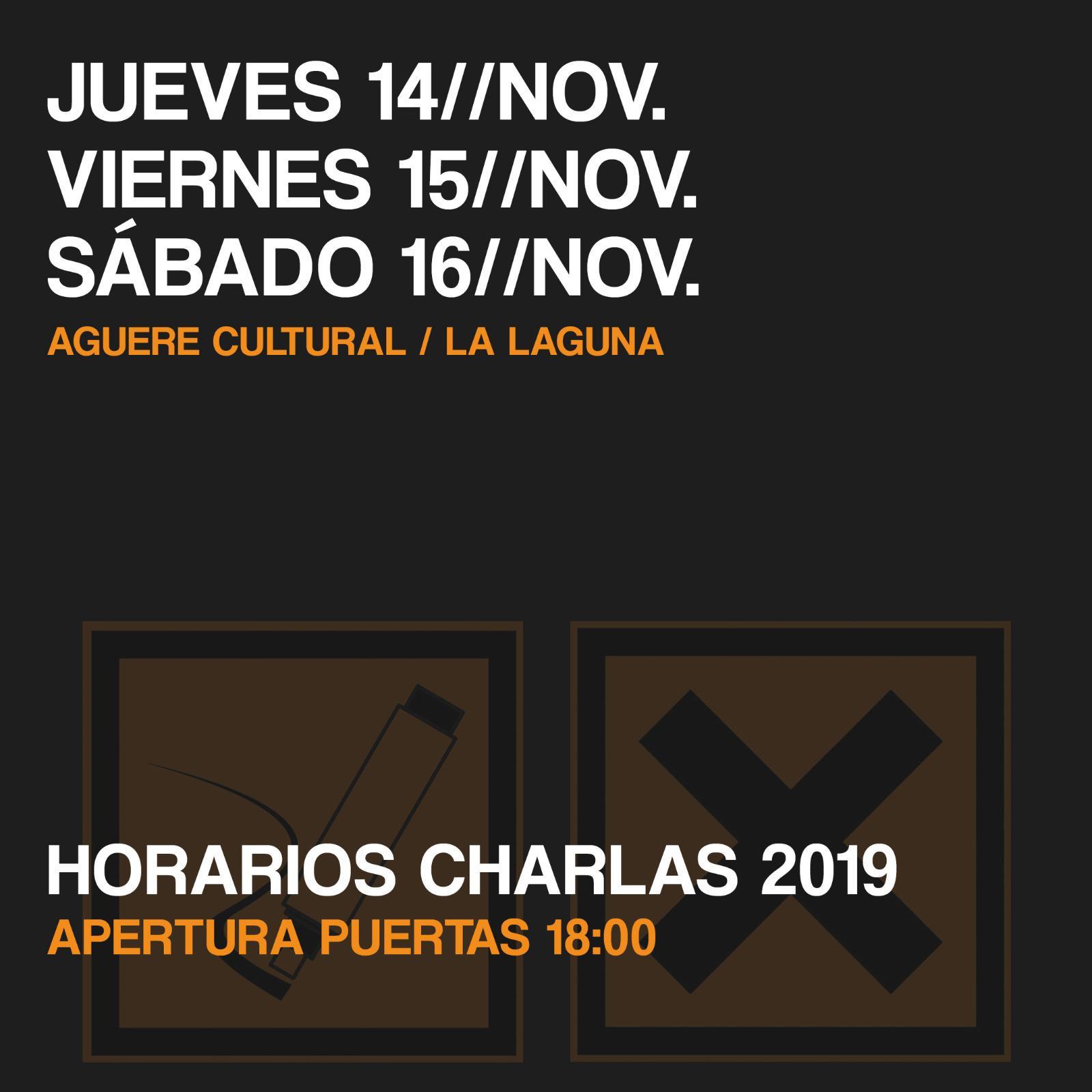 II Jornadas de Muros Libres sobre graffiti y street arte en el Aguere Cultural