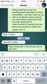 Testimonial for KS