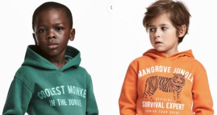 H&M Monkey Jungle