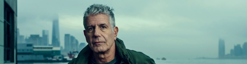 Anthony Bourdain obit
