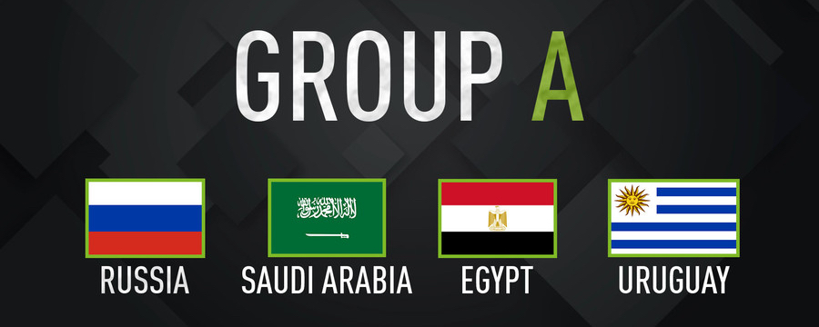 World Cup 2018 Group A