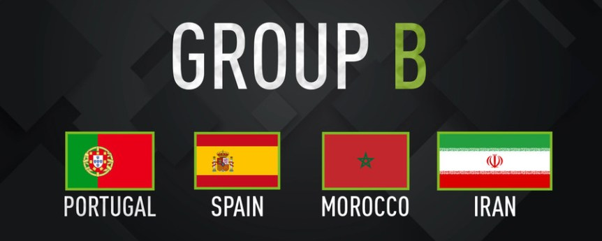 World Cup 2018 Group B