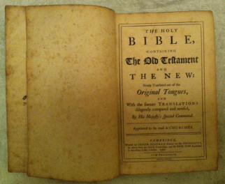 Title page of 1769 edition.