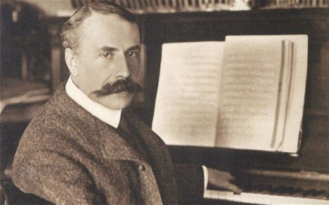 Composer Edward Elgar