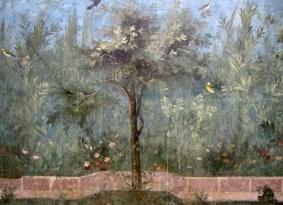 Fresco from the Villa of Livia Drusilla, Rome