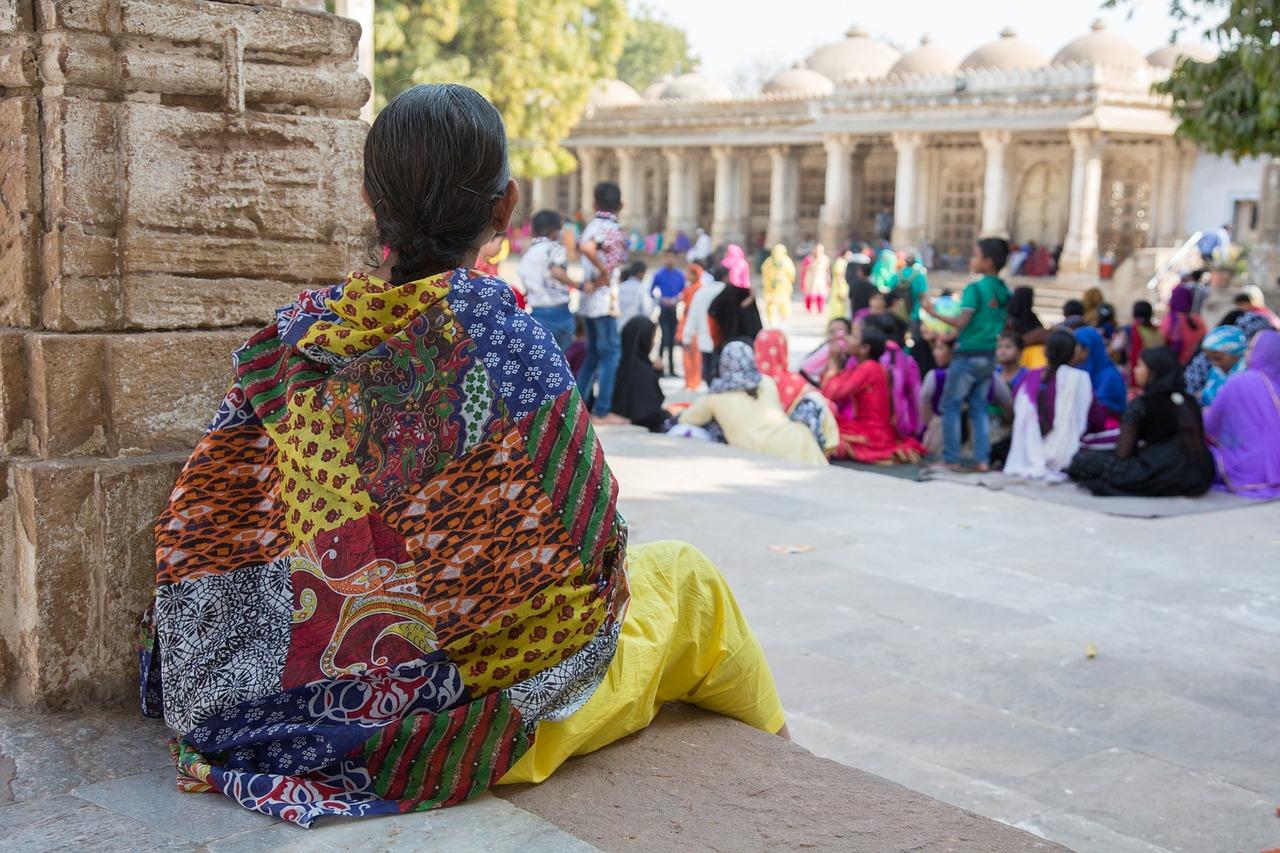 Indian Woman in Kashgar |© BANITAtour/Pixabay