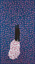 2002 水墨 設色 紙本 Ink and Colour on Paper 177 x 97 cm