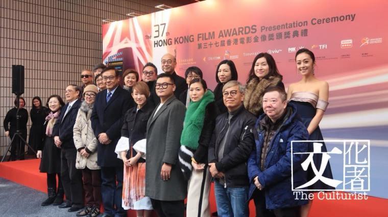 37屆香港電影金像獎提名名單2