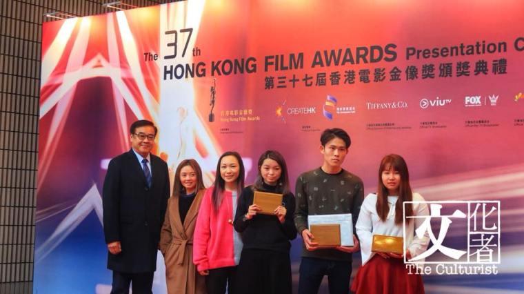 37屆香港電影金像獎提名名單4