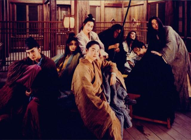 林青霞憑無比的努力和付出,跟眾位明星友好如張國榮、梁家輝、梁朝偉、劉嘉玲、楊采妮、張學友在《東邪西毒》裡享受了愉快的拍攝時光,也攜手創出影壇又一經典。