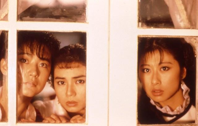 《刀馬旦》的三位女演員:林青霞、鍾楚紅和葉倩文(圖左至右)戲裡戲外,都是巾幗不讓鬚眉的揚眉女子。