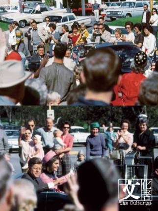 Kodachrome停產後,不少人都紛紛討論當年用此菲林所拍下的經典。美國一位業餘攝影愛好者H. Warner King身故後,他的的子女就於2013向Time Magazine發佈了一批父親當年以Kodachrome菲林拍攝,關於美國總統John F.Kennedy生前最後一次會見公眾的珍貴照片。 (網上圖片,Time Magazine)