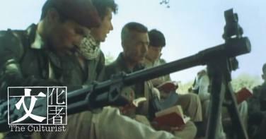 《赤軍:PFLP世界戰爭宣言》劇照