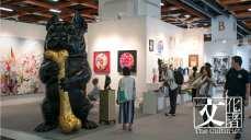 第25屆Art Taipei 有134家來自13個國家的畫廊參加。