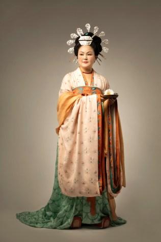 相片由北京服裝學院場供