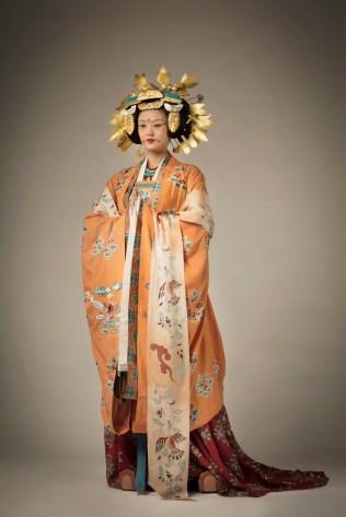 相片由北京服裝學院提