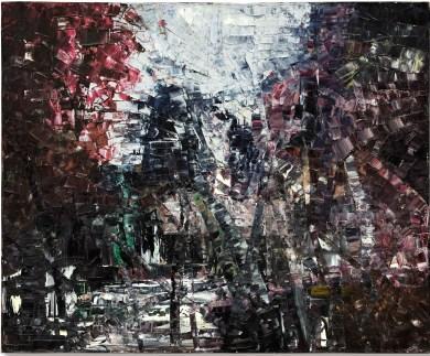 Jean-Paul Riopelle, Untitled, 1960