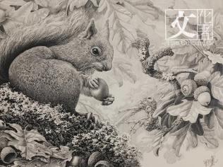 除了植物,曾孝濂也寫動物,他和同事花45年的時間編纂了《中國植物志》。