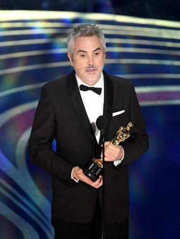最佳攝影:Alfonso Cuarón ––《Roma 羅馬》(OSCARS官方圖片)