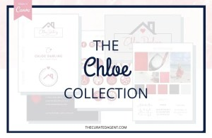 The Chloe Collection - Real Estate Branding Bundle for Women