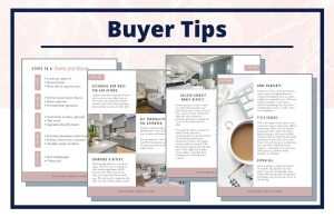 Complete Real Estate Seller Resource Guide - Home Buyer Tips - Editable Canva Template