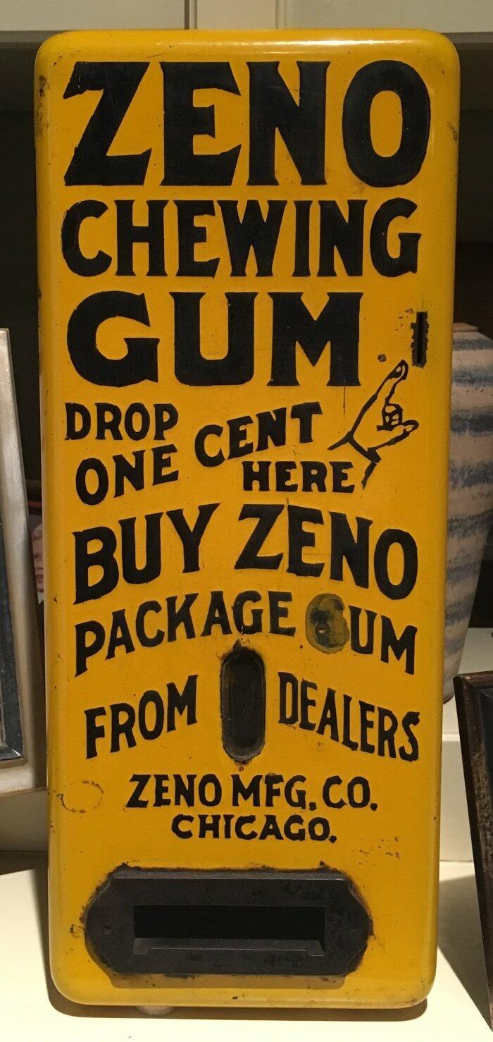 Apple Vending Machine Zeno Chewing Gum