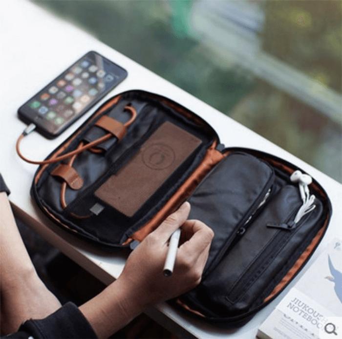 Best Travel Gadgets Cord Organizer