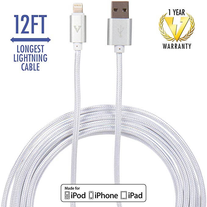 Extra Long Phone Charging Cord