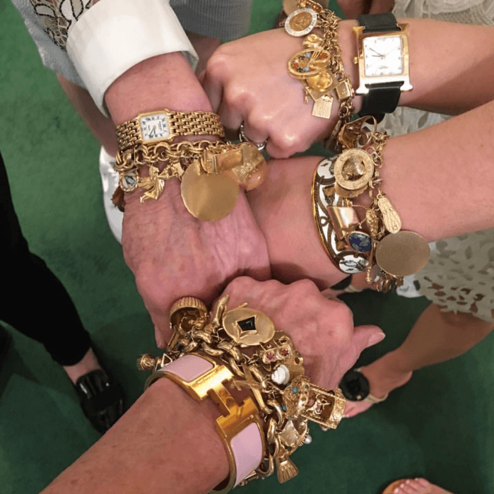 Sophistication is Overrated Charm Bracelets