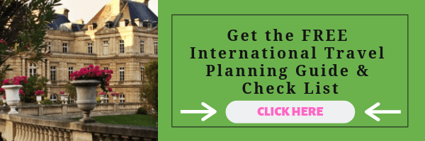 International Travel Guide and Checklist