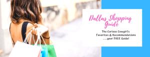 Dallas Shopping Guide