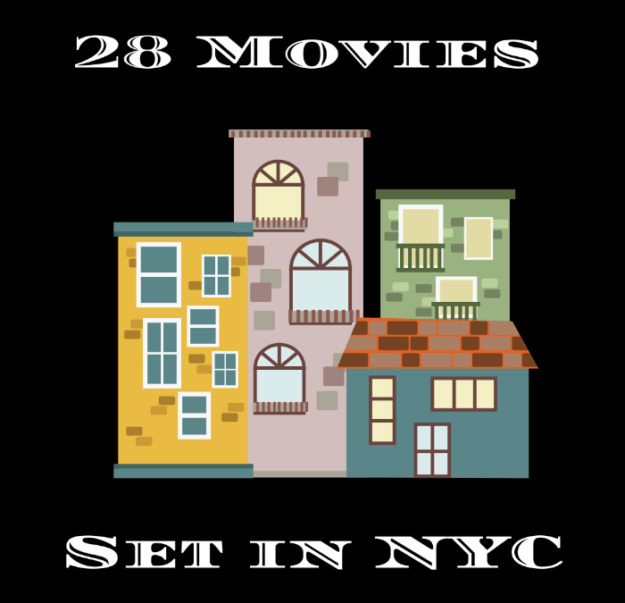 Movie Night at Home, New York Style!