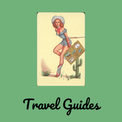 The Curious Cowgirl Travel Guides