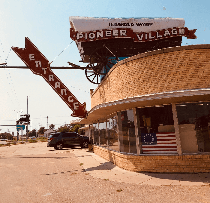Visit the Harold Warp Pioneer Village